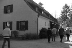 Eichbühl: Unterkunftsgebäude