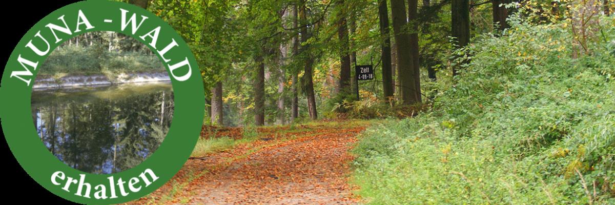 Stoppt die Planung eines Gewerbegebiets von rund 17 Hektar im Muna-Wald Schierling und Langquaid